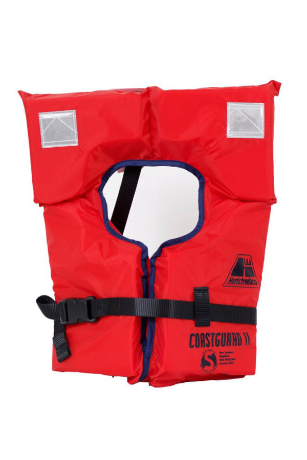Lifejackets-Hutchwilco-COASTGUARD II WITH WHISTLE – 01127-front