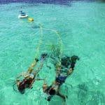 Powersnorkel-action