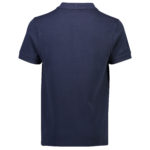 A53009-70R America's Cup Trophy Polo-Navy.Back