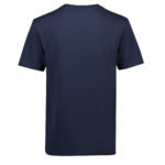 A54010-70R America's Cup New Zealand Tee-Navy.Back